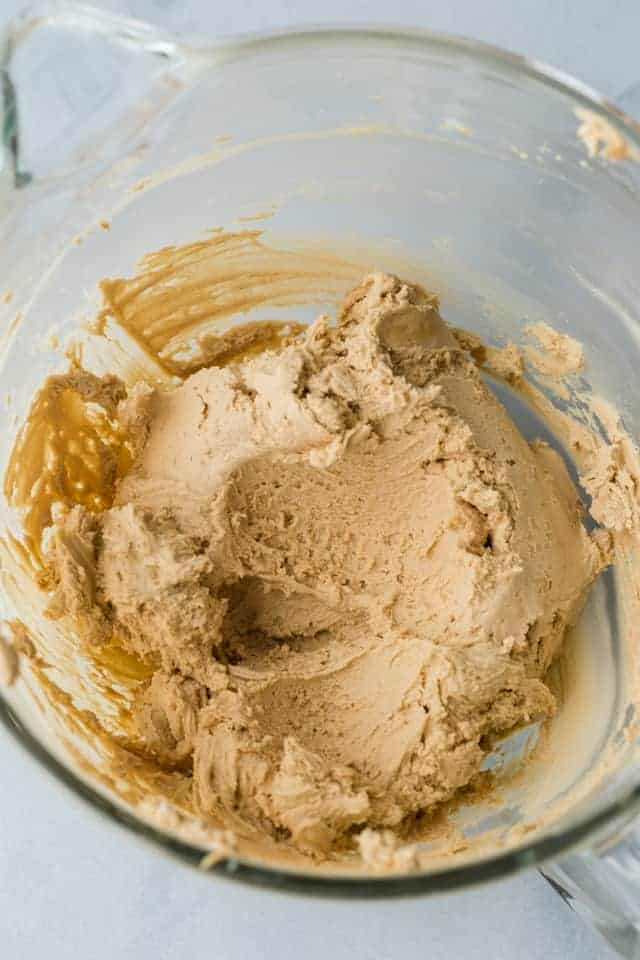thick cookie butter frosting