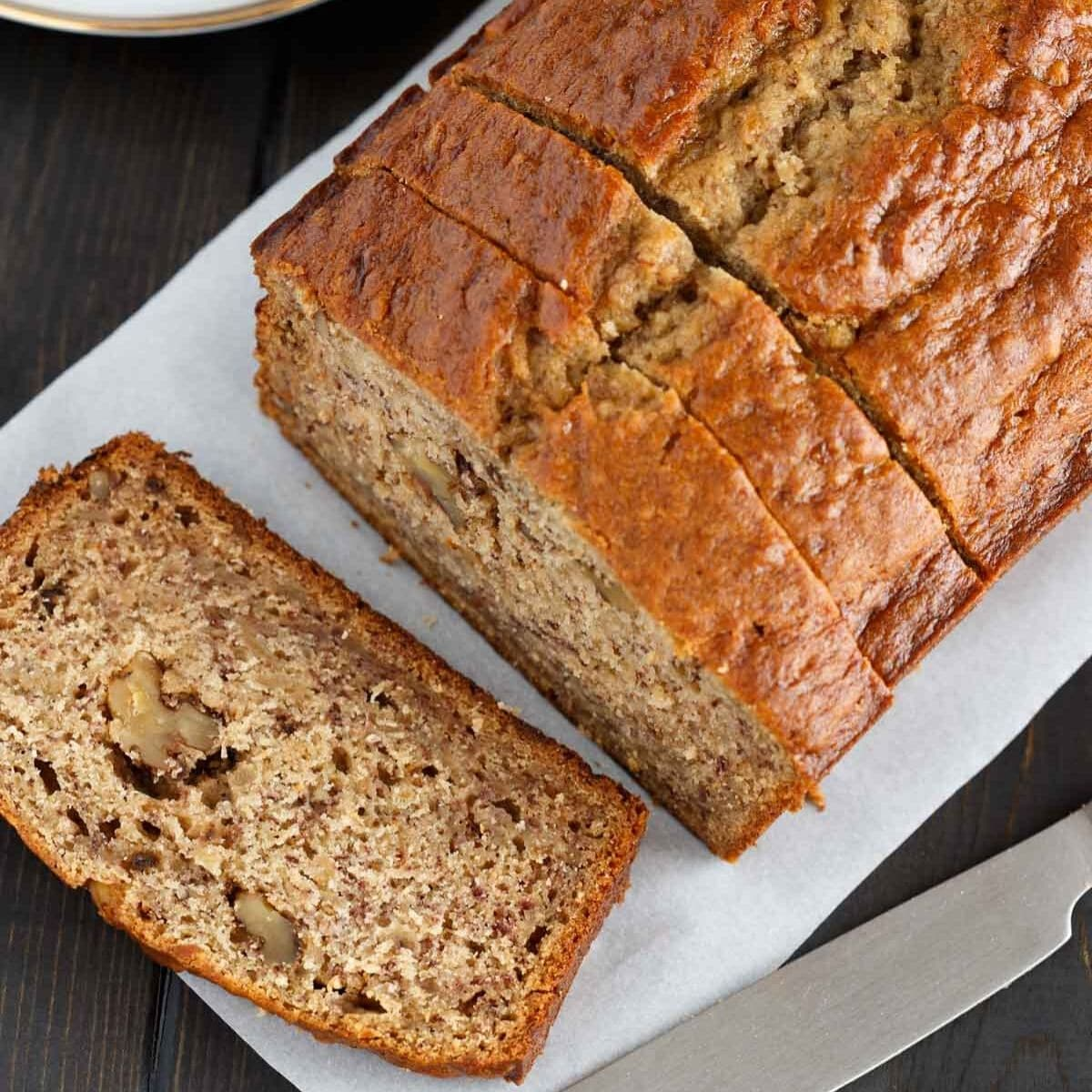 Best EVER Banana Bread Recipe | Bread | Banana | Dessert | Made from Scratch | Homemade