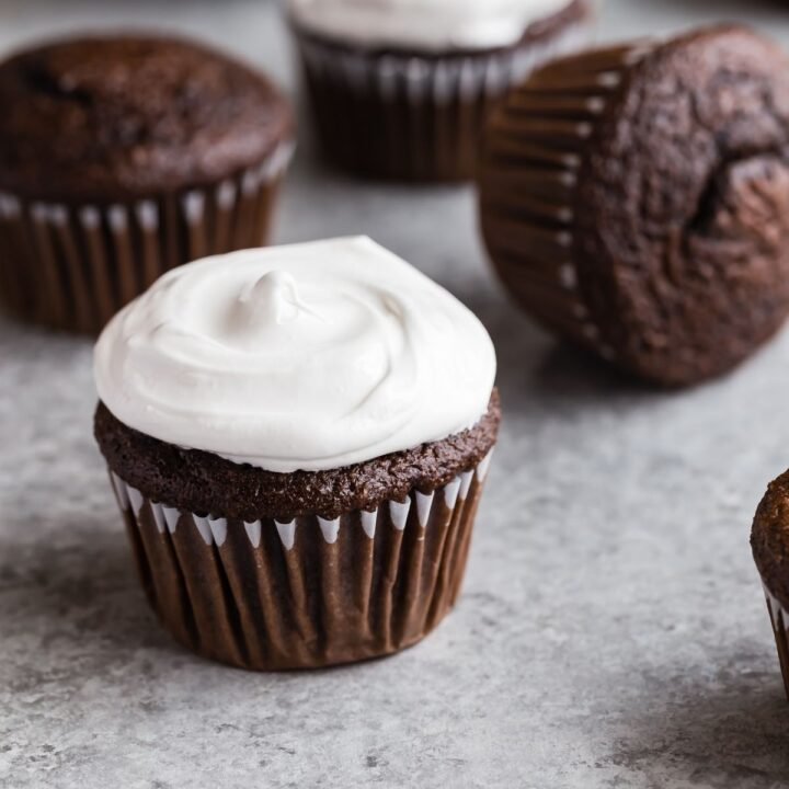 Baked By An Introvert: 7 Minute Frosting Recipe