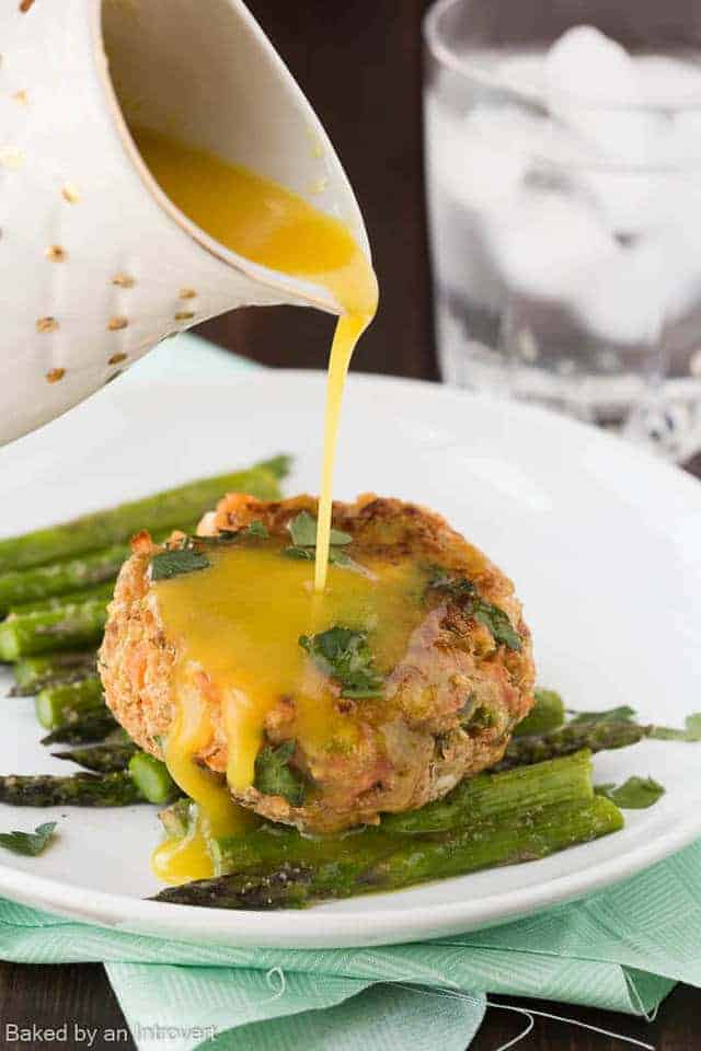 Honey Mustard Sauce For Salmon Cakes