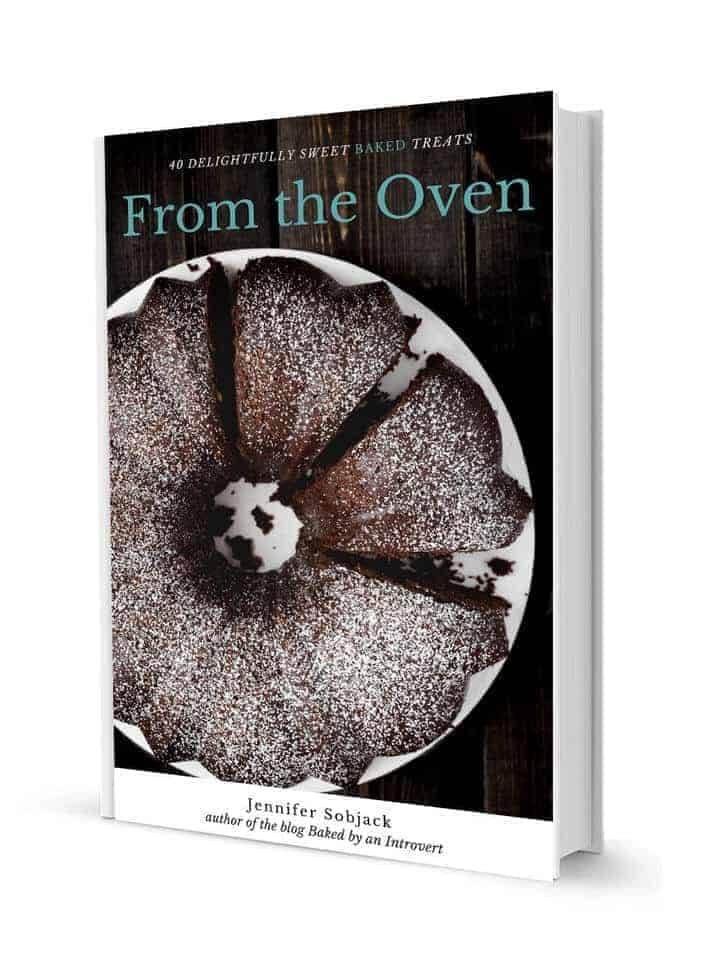 From the Oven eCookbook Now Available