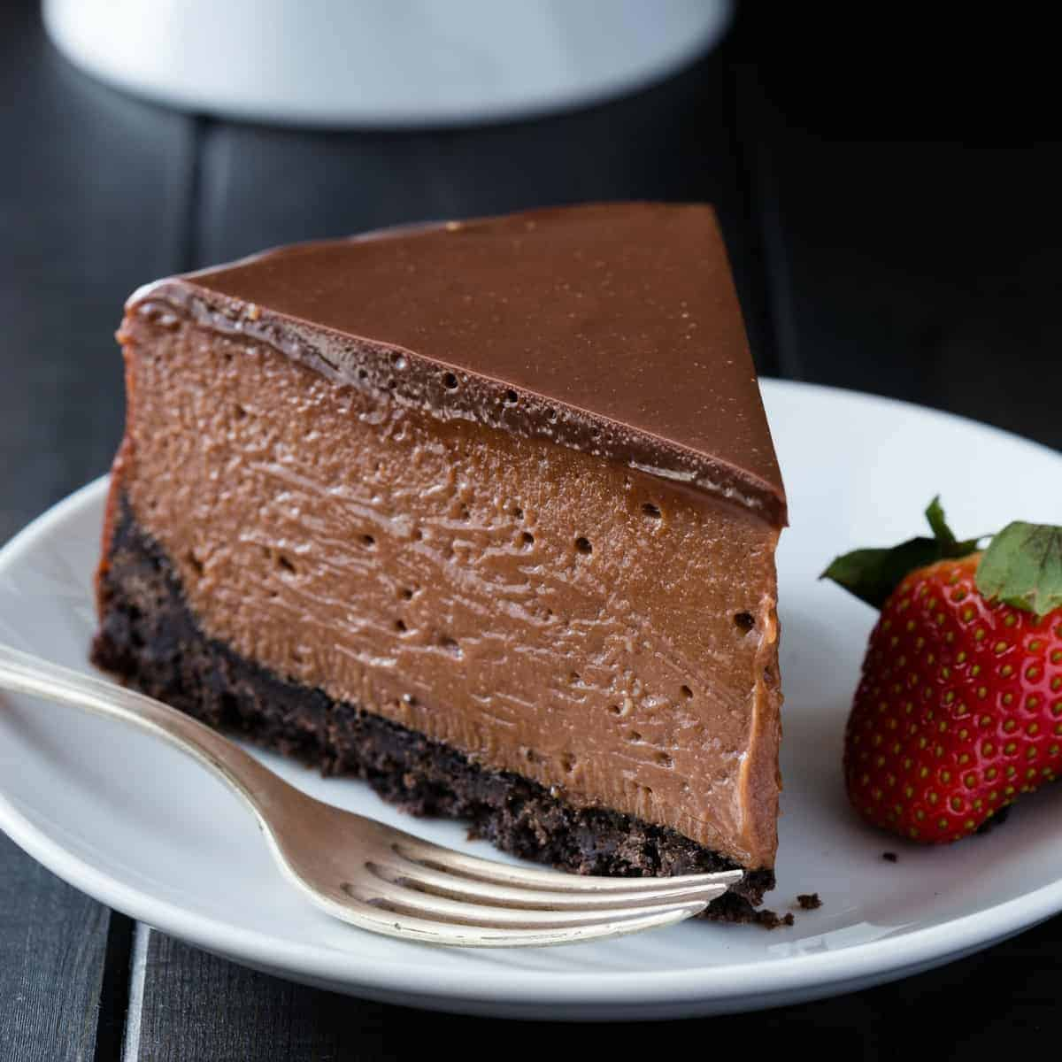 Divine Chocolate Cake Recipe