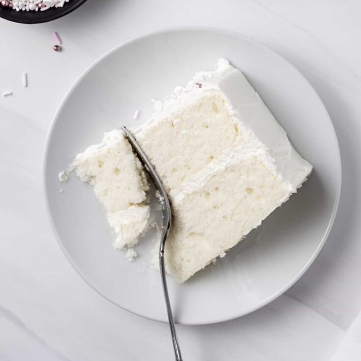 Baked By An Introvert: White Cake Recipe That's Truly The BEST