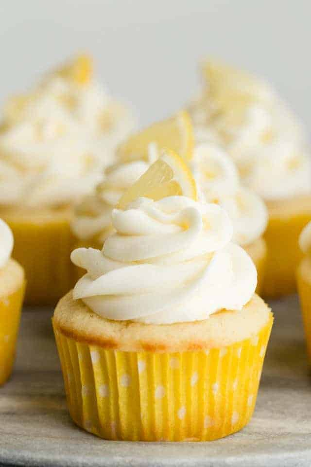 Lemon Angel Food Cake Dessert