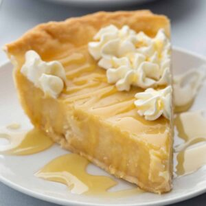 Honey Pie Recipe Image