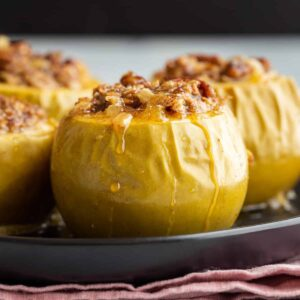 Baked Apples Recipe Image