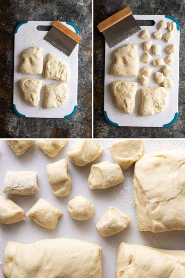 how to shape monkey bread